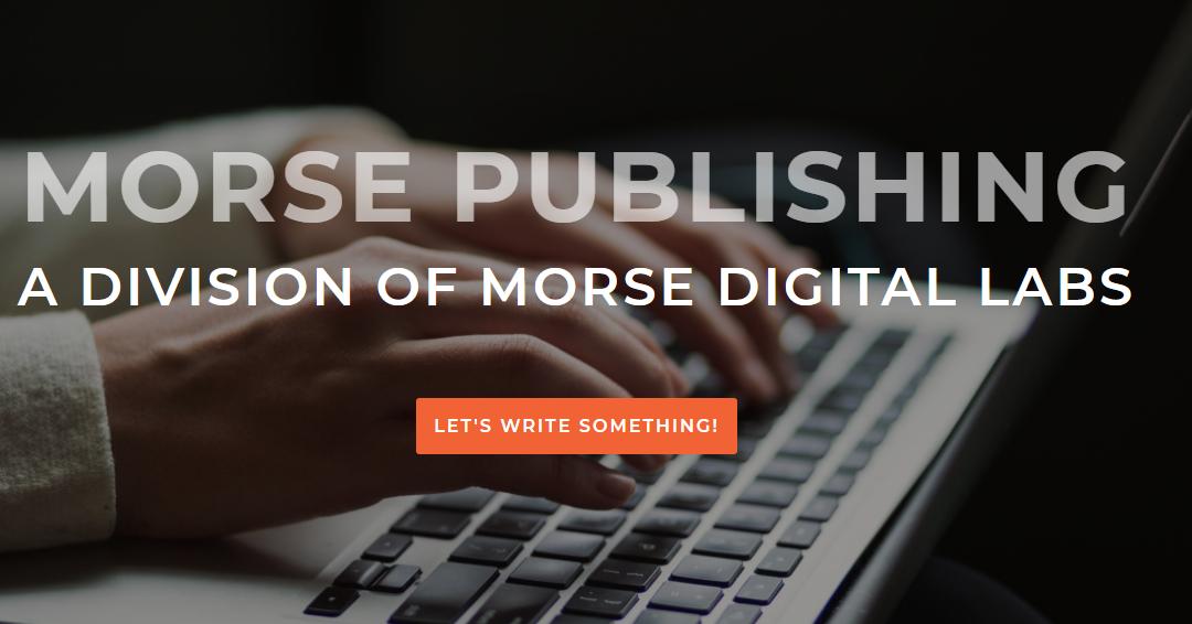 Morse Publishing Screenshot